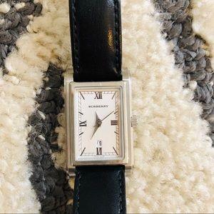 Burberry classic women's watch